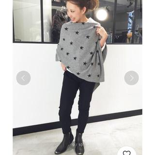 ドゥーズィエムクラス(DEUXIEME CLASSE)の美品♡DeuxiemeClasse♡QUEEN&BELL(ポンチョ)