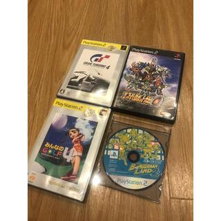PlayStation2 - PS2 ボンバーマンランド2 スーパーロボット大戦α グランツーリスモ4 他
