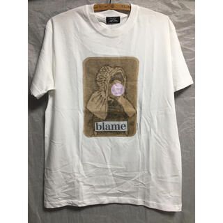 アンダーカバー(UNDERCOVER)の新品20ss undercover×Judy Blame TEE L white(Tシャツ/カットソー(半袖/袖なし))