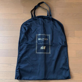 バルマン(BALMAIN)のBALMAIN H&M 衣装袋(その他)