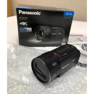 Panasonic - ①パナソニック4Kビデオカメラ HC-WX1M-K ★保証あり★