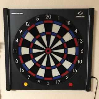 darts live 200s/ダーツライブ200s ダーツボード