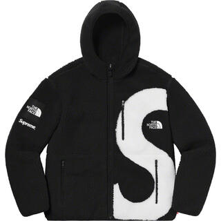Supreme - S Logo Hooded Fleece Jacket