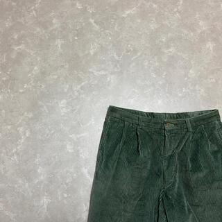 TOMORROWLAND - Blue Work Corduroy Trousers