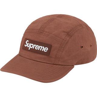 シュプリーム(Supreme)のSupreme Dry Wax Cotton Camp Cap(キャップ)