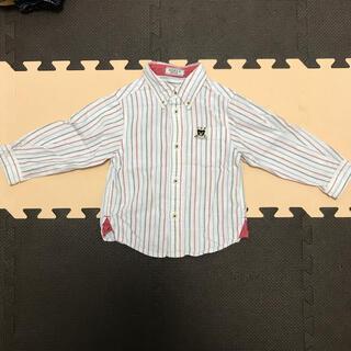 ダブルビー(DOUBLE.B)のダブルビー  長袖シャツ(Tシャツ/カットソー)
