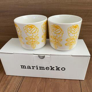 marimekko - 新品 マリメッコ ヴィヒキルース ラテマグ カップ