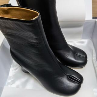 Maison Martin Margiela - Maison Margiela タビブーツ 足袋ブーツ ショートブーツ ブラック