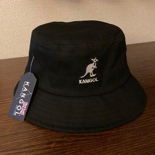KANGOL - 【新品•タグ付き】KANGOL バケットハット Mサイズ