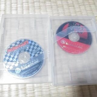 ニンテンドーゲームキューブ - 任天堂ゲームキューブ 大乱闘スマッシュブラザーズ マリオカート