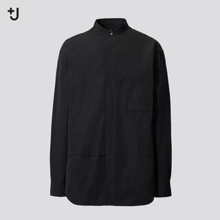 Jil Sander - UNIQLO+J スーピマコットン オーバーサイズシャツ