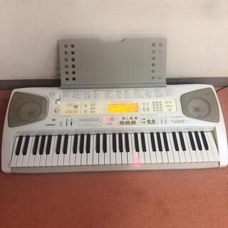 CASIO  LK-201TV キーボード 電子ピアノ 鍵盤