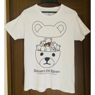グラニフ(Design Tshirts Store graniph)の【美品】グラニフ コントロールベア Tシャツ(Tシャツ/カットソー(半袖/袖なし))