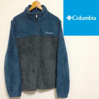Columbia - 【美品】コロンビア  フリース  Lサイズ 古着 レアカラー フリースジャケット