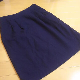 ロペピクニック(Rope' Picnic)のROPE' PICNIC*コクーンスカート(ひざ丈スカート)
