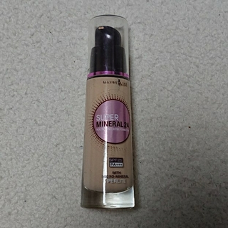 MAYBELLINE - MAYBELLINE super mineral24