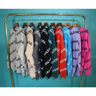二枚12000円 balenciaga セーター ニット