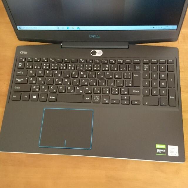 DELL(デル)のDELL G3 3500 スマホ/家電/カメラのPC/タブレット(ノートPC)の商品写真