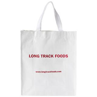 ヤエカ(YAECA)のlongtrackfoods ロングトラックフーズ グロサリーバッグ(エコバッグ)