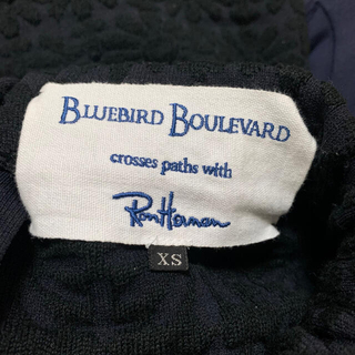 Ron Herman -  Bluebird Boulevard タイトスカート 黒