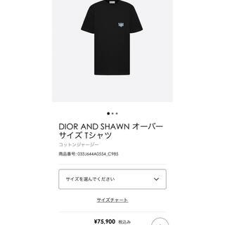 Dior - dior Tシャツ タグ付き