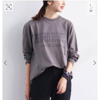 Plage - Plage 【JANE SMITH/ジェーンスミス】ロングTシャツ