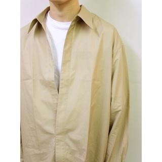 1LDK SELECT - unused 19ss pullover shirt ( 1ldk daiwa