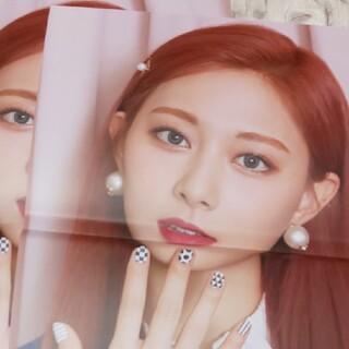 ウェストトゥワイス(Waste(twice))のTWICE Eyes wide open ポスター(ツウィ)(K-POP/アジア)