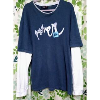 クイックシルバー(QUIKSILVER)のクイックシルバー ロンT 長袖(Tシャツ/カットソー(七分/長袖))