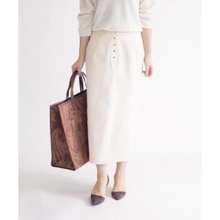 シップスフォーウィメン(SHIPS for women)のSHIPS カージータイトスカート(ロングスカート)