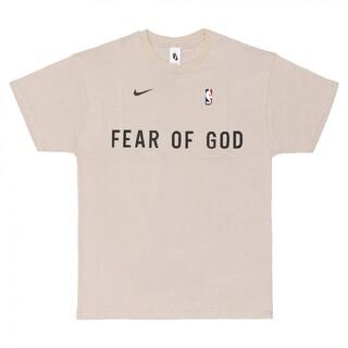 FEAR OF GOD - 新品 正規品 Lサイズ FEAR OF GOD × NIKE × NBA 202