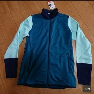 マーモット(MARMOT)の新品 Marmot ジャケット マーモット 欧州正規品 ジャケット フリース 青(ブルゾン)