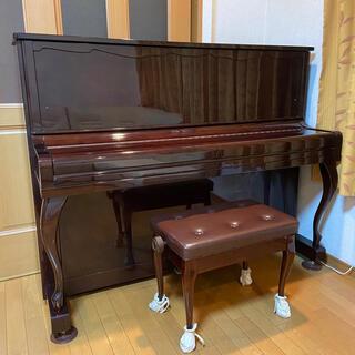 ★値下げ★アップライトピアノ STOCKHAUSEN ピアノ 猫足 チャコール