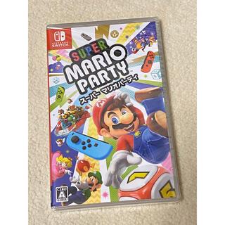 Nintendo Switch - スーパーマリオパーティ Switch  11月購入