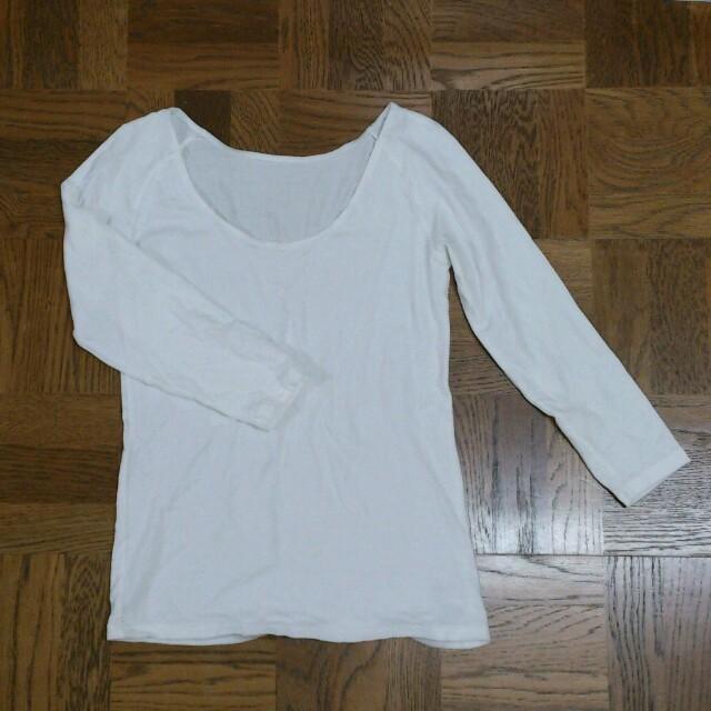 MUJI (無印良品)(ムジルシリョウヒン)の無印良品 ぬくもりインナー レディースの下着/アンダーウェア(アンダーシャツ/防寒インナー)の商品写真