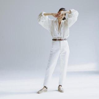 mame - JUNMIKAMI tuck sleeve blouse タックスリーブブラウス