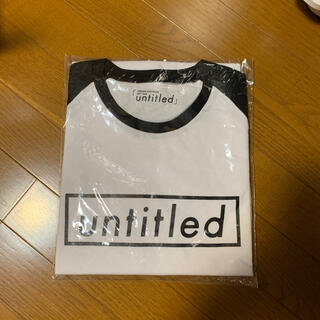 嵐 untitled アンタイトル Tシャツ 新品