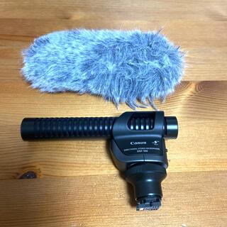 キヤノン(Canon)のCanon 指向性ステレオマイクロホン DM-100(ビデオカメラ)