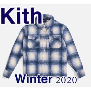 Supreme - Kith winter 2020 Jacket 裏ボア ジャケット ユニセックス