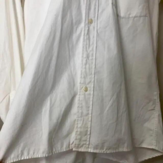 Christian Dior(クリスチャンディオール)の白シャツ【Christian Dior】 メンズのトップス(シャツ)の商品写真