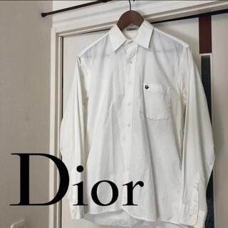 Christian Dior - 白シャツ【Christian Dior】