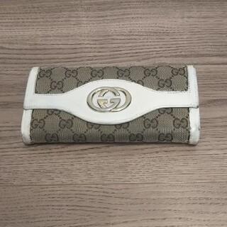 Gucci - GUCCI 長財布 財布 グッチ