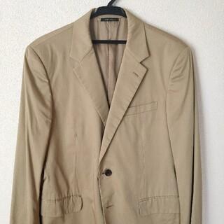 プラダ(PRADA)の古着 PRADA テーラードジャケット ベージュ(テーラードジャケット)