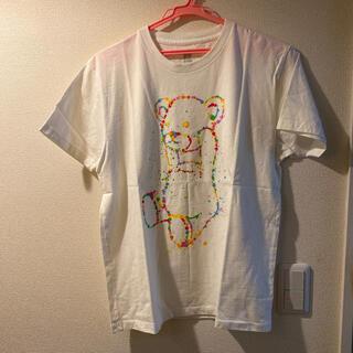 グラニフ(Design Tshirts Store graniph)のCONTROL  BEAR Tシャツ☆(Tシャツ/カットソー(半袖/袖なし))