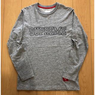 Supreme - Supreme ロンT M Authentic LS Top