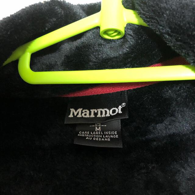 MARMOT(マーモット)のマーモット フリース メンズのジャケット/アウター(ブルゾン)の商品写真