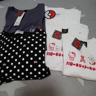 GU - ポケモンTシャツ二枚セット