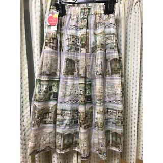 franche lippee - 新品 フランシュリッペ  リッペデパートメントストア スカート