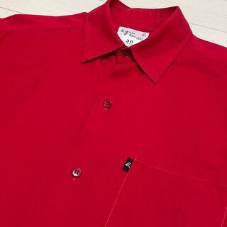 アニエスベー(agnes b.)のagnes b. 長袖シャツ ☆フランス製 (シャツ)