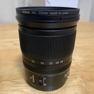 Nikon - NIKKOR Z 24-70mm f/4s プロテクター付き